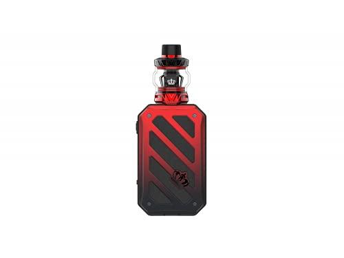 Uwell Crown 5 / V Kit bestehend aus Mod und Tank ; Farbe: (Rot)