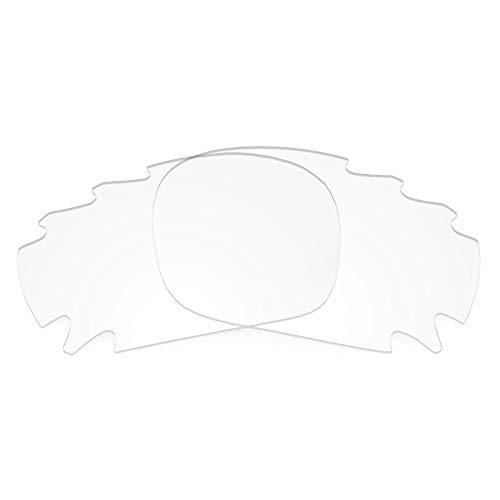 Revant Lentes de Repuesto Compatibles con Gafas de Sol Oakley Jawbone Vented, No Polarizados, Cristal Claro