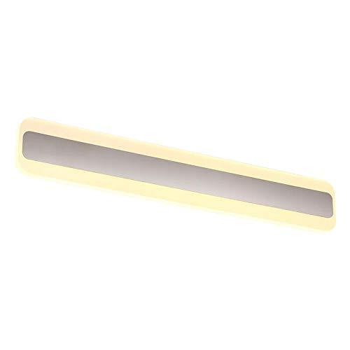YU-K Moderne Wandlampen Anti-Fog LED Spiegel Voorlichten Badkamer Spiegelkast Licht, 20 WWit Licht, 60 Cm