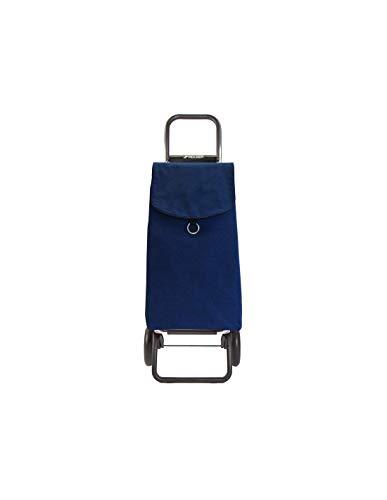 Rolser RG/Eco Pep, pep002, 41 x 32,5 x 104 cm, 41 litres, Charge maximale 50 kg, Bleu Marine, 41 x 32.5 x 104 cm