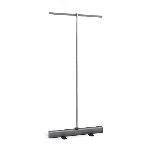 XLPRINTSERVICE Rollup Low Budget 85 x 200 cm | Rollbanner | Roll-up | Roll UP | Bannerdisplay | Messeaufsteller | Banner | Displaybanner | Online gestalten | Messebanner |