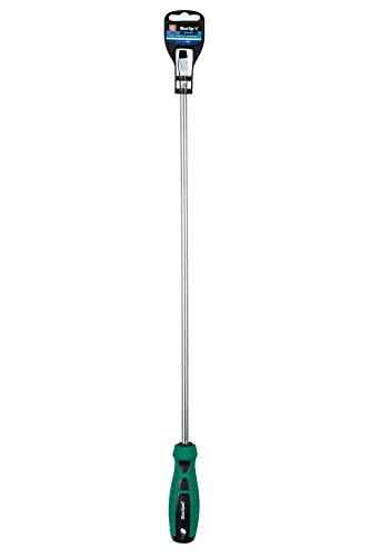 Blue spot Tools, 13032, cacciavite a taglio, verde, 9.5x 450mm
