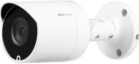 LTS IP-5BL-F36-SAL, 5MP IR Mini Bullet Network Camera with 3.6mm Lens