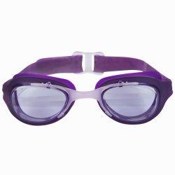 TRIBORD - Occhialini da nuoto x-base per adulti, colore malva Nabaiji