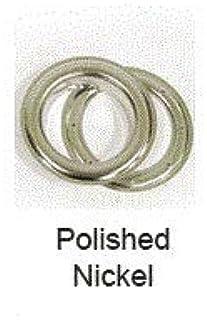 ClipsShop Brass Grommets Qty 100 #7.5 1