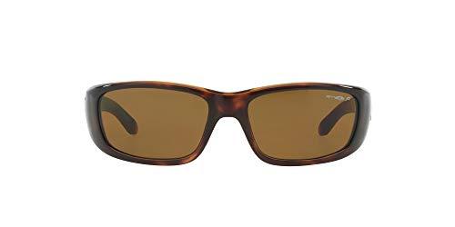 ARNETTE Quick Draw Gafas de sol, Havana, 58 para Hombre