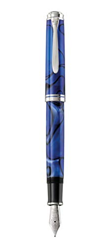Pelikan Souverän M805 Blue Dunes Füller, Special Edition, 813426
