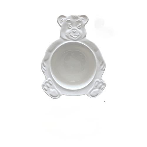 Retro CUTEDESSERT TAPULO DE Cereal DE Cereal DE Taza DE Desayuno Tazón de cerámica Cuenca de Cuenco de tazón de Fuente de Yogurt (Color : 2)