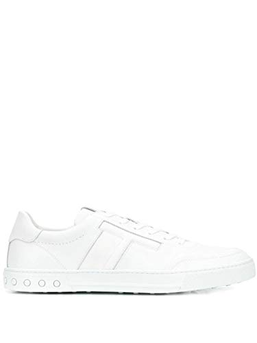 Tod's Herren Xxm0xy0ay40ksib001 Weiss Leder Sneakers
