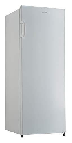 CONGELADOR VERTICAL FRV-168 MILECTRIC (Blanco, Alto 144 cm, A+, Luz interior LED, Control de temperatura)