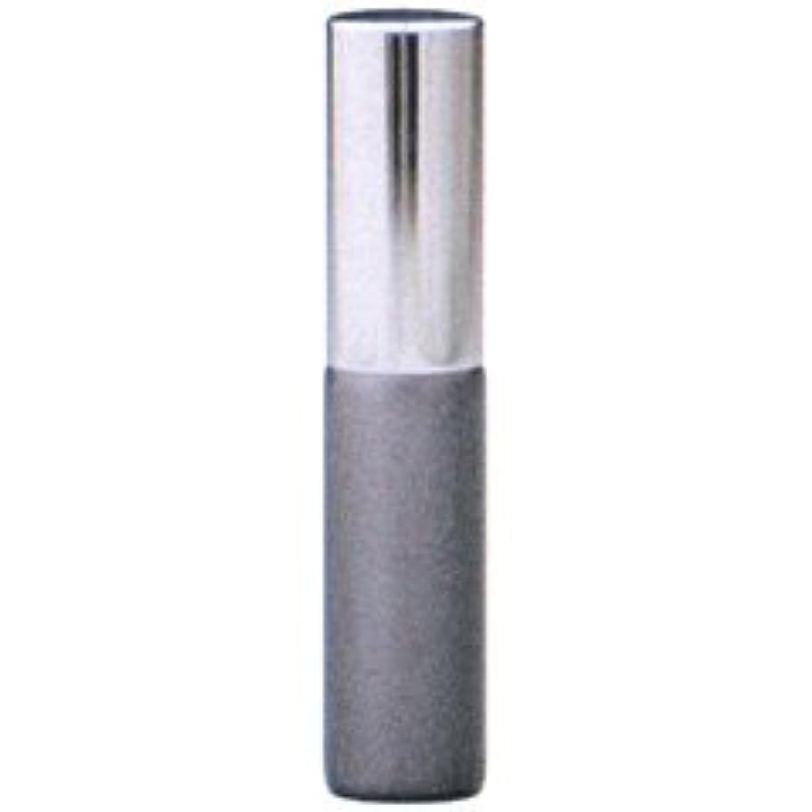 【ヒロセ アトマイザー】メンズ ガラスアトマイザー メタルポンプ 78100 (SVメンズAT シルバー) 5ml