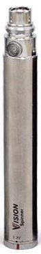 Vision Spinner eGo Akku regelbar von 3,3-4,8 V in 900 mAh und silber