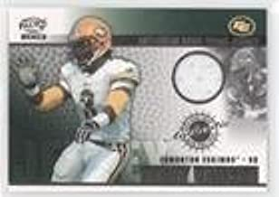 Terry Vaughn (Football Card) 2003 Pacific CFL - Game-Worn Jerseys #3