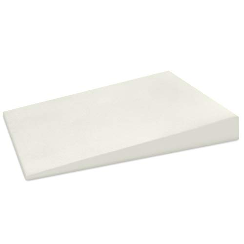 """6"""" Acid Reflux Wedge Pillow - 100% Memory Foam and Removable Microfiber Cover 39.5"""" x 31.5"""" x 6"""""""