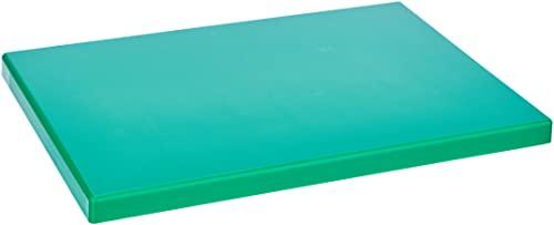 Lacor 60471- Tagliere polietilene HD GN 1/2x2 cm verde