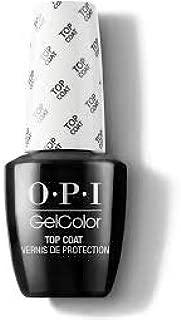 OPI GelColor Soak Off LED/UV Gel Nail Polish 030 Top Coat 15ml
