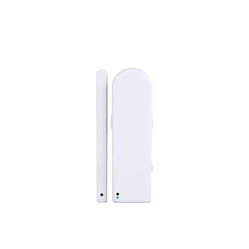 aixi-SHS Wi-Fi Sensor de Puerta/Ventana alertas App Sensor de Seguridad para el hogar - Fuente de alimentación USB - TuyaSmart/Smart Life App Control