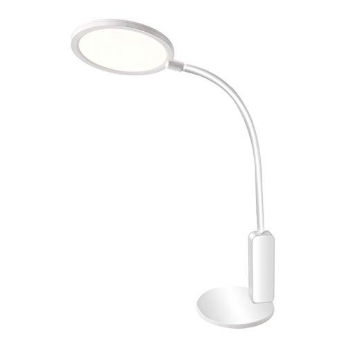 jinyi Lámpara de Mesa Carga/Enchufe Dual PROPÓSITO LED Lámpara Lámpara de Luz de Luz de Libras de Lectura con Puerto de Carga USB Paseo Táctil Táctil Táctil Lámpara Mesita de Noche Lámpara