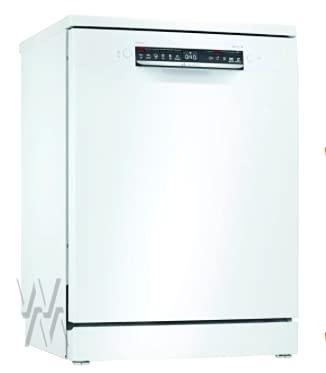 Bosch SMS4ITW02E - Lavavajillas (60 cm), color blanco