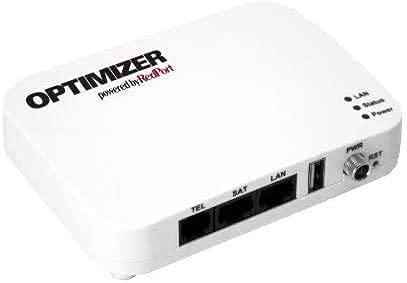 RedPort WiFi Optimizer (wXa-213) - Satelliten-WLAN-Router & Voice Gateway
