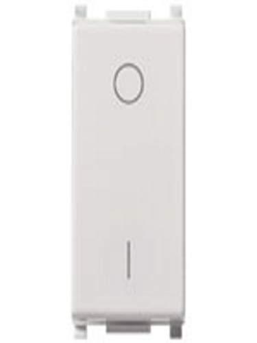 Vimar Interruttore 2P 16Ax, Bianco