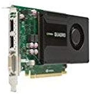 HP NVIDIA Quadro K2000 - tarjeta gráfica - quadro K2000, 713380-001 (Reacondicionado)