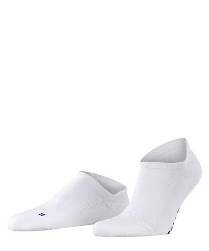 FALKE Unisex Sneakersocken Cool Kick Sneaker U SN 16609, Weiß (White 2000), 44-45