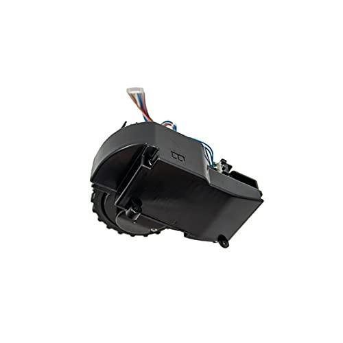 ZRNG Cepillo Lateral Rueda de Motor Ajuste para Midea VCR03 VCR15 VCR16 VCR01 VCR07 Robot Accesorios DE Piezas DE VACÍA La instalación es Simple y fácil de Usar. (Color : Left Wheel)