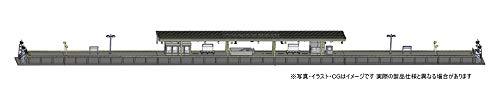 トミーテック TOMIX Nゲージ 島式ホームセット 都市型 直端・照明付 4272 鉄道模型用品