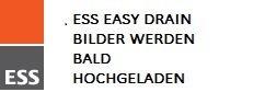 Easy Drain Tegel-8 tegelrooster voor douchegoot 80 cm, rvs