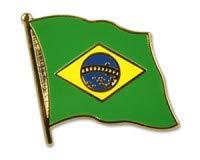 Brazilië vlaggen pin vaandels pin vlaggenpin