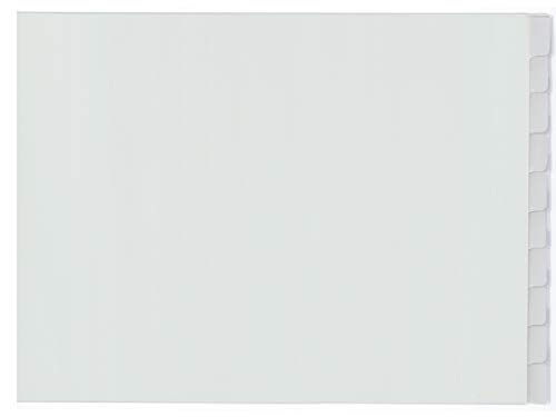 Register Kangaro A3 Fenster PP 120 micron 4r. 10tlg grau