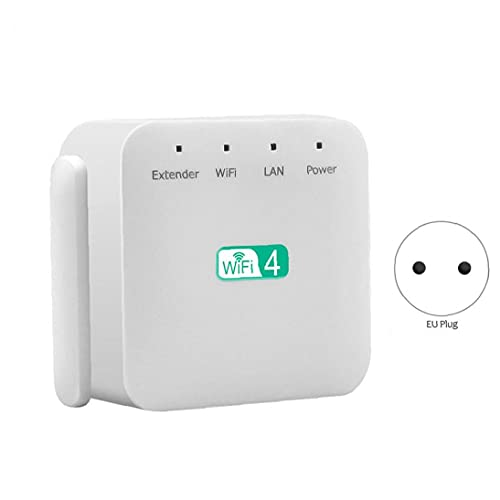 NiceJoy Dual Band Rango Extensor Wi-fi Signal Booster 300 2.4 GHz Wireless Repeater Style2