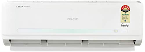 Voltas 1.5 Ton 5 Star Inverter Split AC (Copper, 185V DZV/185 VDZV2,...