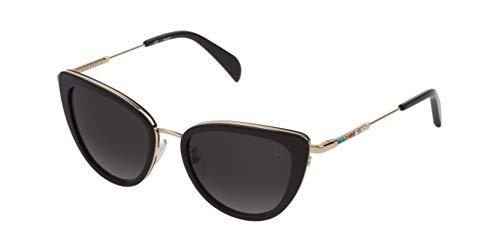 TOUS Stoa66s, Gafas De Sol Mujer, Smoke Gradient (0700)