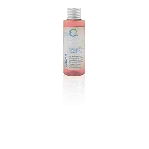 Askoll 281004 Biocondizionatore per Acquari con Pesci Rossi Acqua Amica, M