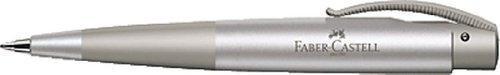 Faber-Castell Conic–Bolígrafo 1.0mm/142811Plata