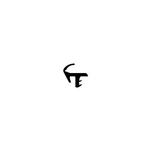 Graf Dichtungen F3368 Dachfensterdichtung für Velux-/Roto- oder Braasfenster, Schwarz