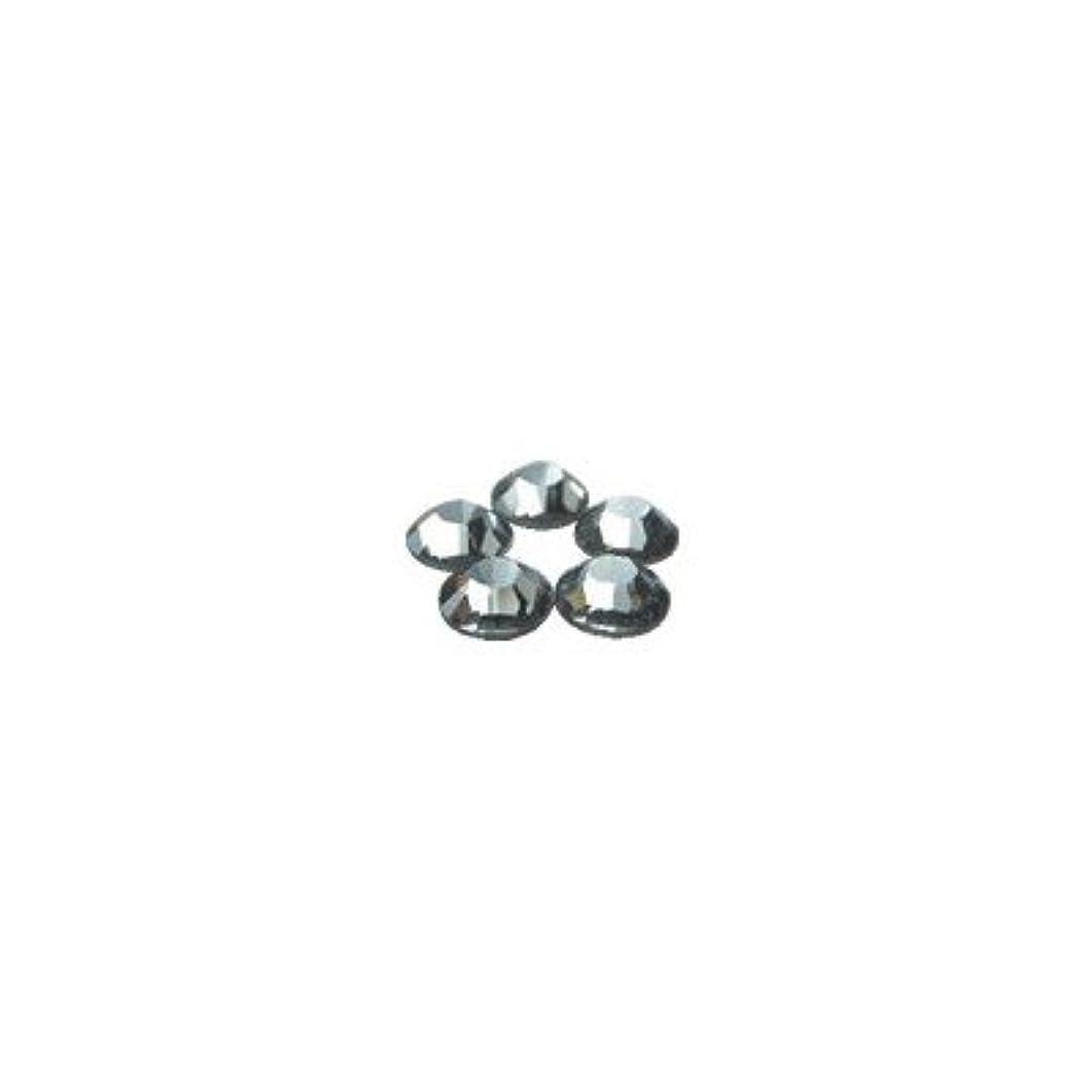 トロイの木馬と熟練したスワロフスキー?エレメント(SWAROVSKI) ss20 48個入 ブラックダイヤモンド
