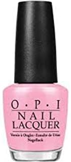 OPI Nail Polish Lacquer S95 Pink-ing Of You 15ml