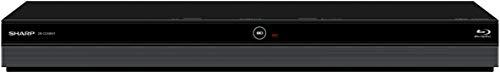 シャープ 500GB 2番組同時録画 ブルーレイ レコーダー 連続ドラマ自動録画 AQUOS 2B-C05BW1