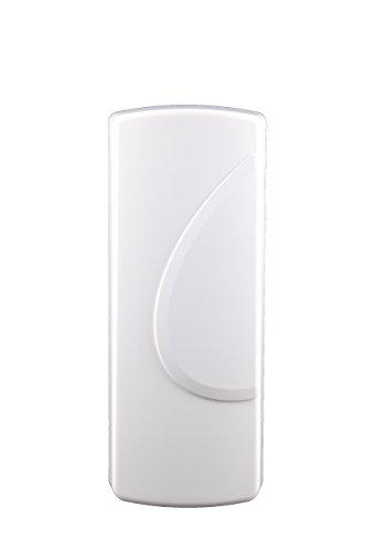 Blaupunkt Funk-Innensirene SR-S1 I Zubehör für Alarmanlagen von Blaupunkt I Lautstarke Sirene mit 104 dB I Verschiedene Alarmtöne für Gefahren I Batteriebetrieben I 1 Stück I Weiß