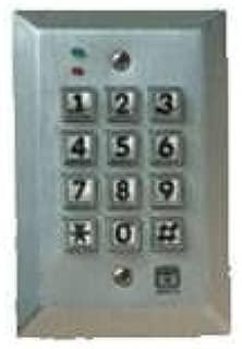 Corby 4066 System Keypad - Outdoor, Large Heavy-Duty Keypad