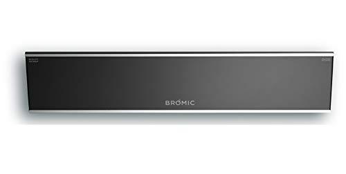 Calefactor Bromic Platinum 2300W (Negro)