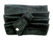 SnuggleHose Cover for 8' CPAP Hose (Black B7)