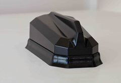 AntennasPlus AP-CG-Q-S22-BL LTE Cell, PCS, GPS, Black, Perment Bolt Mount Antenna