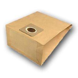 MLX5801p 'MENALUX' Bolsas de papel FOPAPER - Dirt Devil Energy - paquete de 5