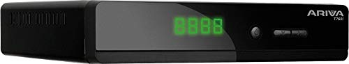 Ferguson Ariva T760i DVB-T/T2 H.265 HEVC MPEG-4 Receiver | Full HD 1080P Terrestrial Decoder | Mediaplayer, STB, SCART, HDMI, USB, Loop Out, Ethernet, Dolby Digital Plus (E-AC3)