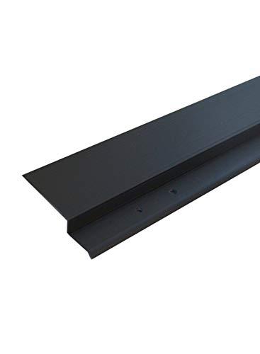 10x Randanschlussprofil 200 cm = 20 lfdm Noppenbahn Anschlussprofil Noppe Drainage Abschlussprofil