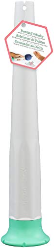 Yarn Valet Yarn Ball Winder, Green & White